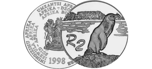 Srebrnjak 2 rand Pingvin 1998